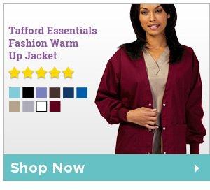 Tafford Essentials Fashion Warm Up Jacket - Shop Now