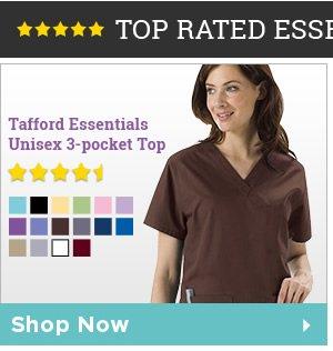 Tafford Essentials Unisex 3-pocket Top - Shop Now