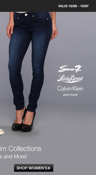 Women's Premium Denim Collections