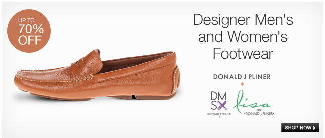 Designer Men's and Women's Footwear