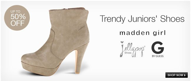 Trendy Juniors Shoes