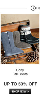 Cozy Fall Boots