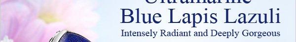 Masterpieces Ultramarine Blue Lapis Lazuli