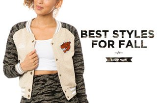 Best Styles For Fall