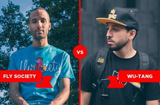 Fly Society VS. Wu Tang
