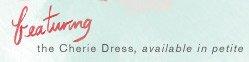 The Cherie Dress