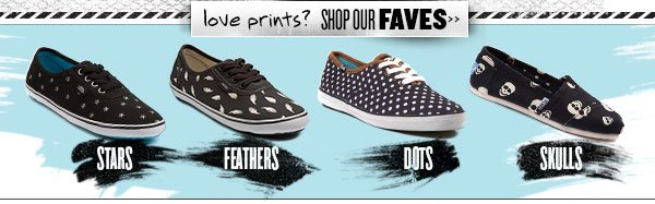 Love prints? Shop our favorites!