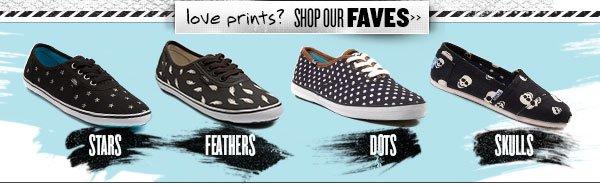 Love prints? Shop our favorites!