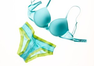 Colorful Intimates
