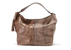 Leather Luxe: Mondrina Handbags