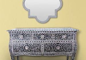 Bone-Inlaid Furniture