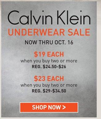 Shop All Sale Calvin Klein Underwear