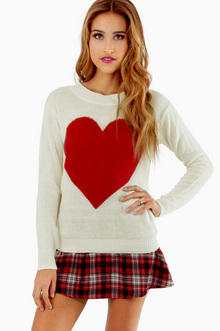 WEAR IT ON YOUR HEART SWEATER 37
