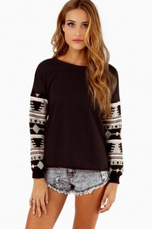 ELLI EMBROIDERED SWEATER 40