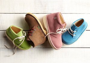 Just Like Dad: Kids' Shoes