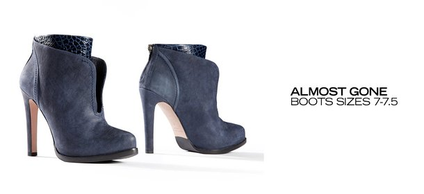 ALMOST GONE: BOOTS SIZES 7-7.5, Event Ends October 7, 9:00 AM PT >