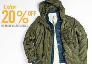 Shop Best-Selling Jacket Event