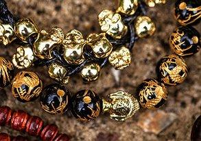Shop On Trend: Beaded Bracelets from $10