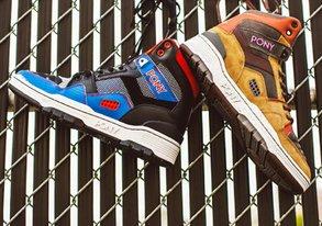 Shop Buyers' Picks: Footwear ft. Pony