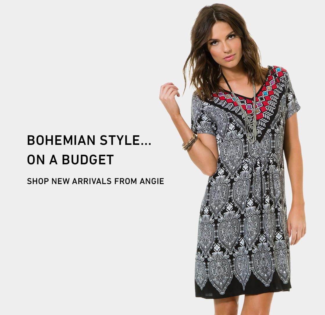 Shop New from Angie