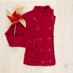 Yoki Sport Girls Outerwear