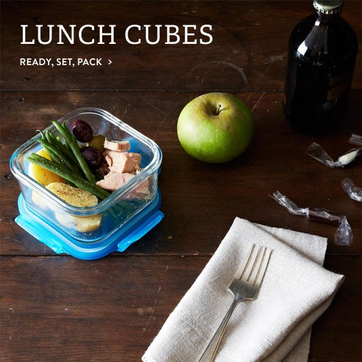 Lunch Cubes