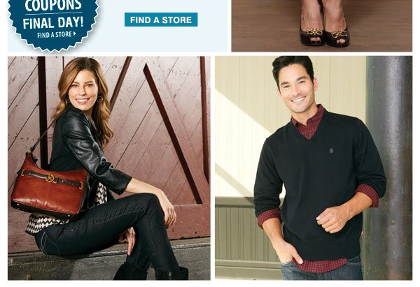 The Goodwill® Sale Now Better Than Ever! Save on nearly everything, including your favorite brands that rarely go on sale! Tuesday, October 1 - Saturday, October 5 For each item donated, youâ'll earn a coupon. Save an extra 30% on your regular or sale price apparel or fine jewelry item** or Save an extra 20% on your regular or sale price dresses, outerwear or footwear item** or Save an extra 15% on your cosmetics, fragrance, home or furniture item** SHOP NOW.