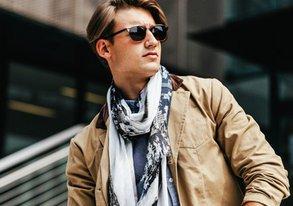 Shop Top It Off: Seasonal New Scarves