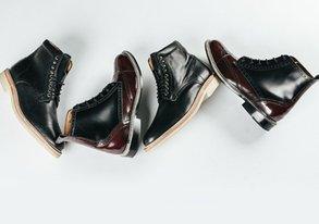 Shop J.D. Fisk ft. Luxe Leather Boots
