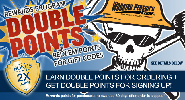 Earn Double Rewards For Purchases This Week!