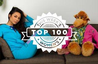 This Week Top 100 Women's