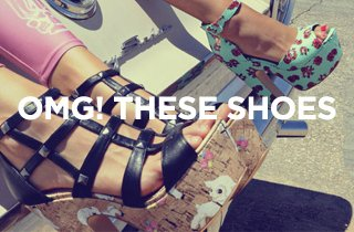OMG! These Shoes