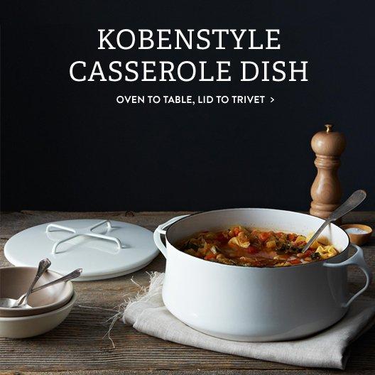 Kobenstyle Casserole Dish
