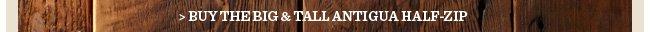 Buy The Big & Tall Antigua Half-Zip