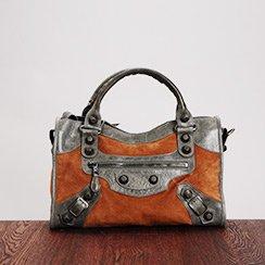 Balenciaga, Oscar de la Renta, Salvatore Ferragamo & More Preloved  Handbags