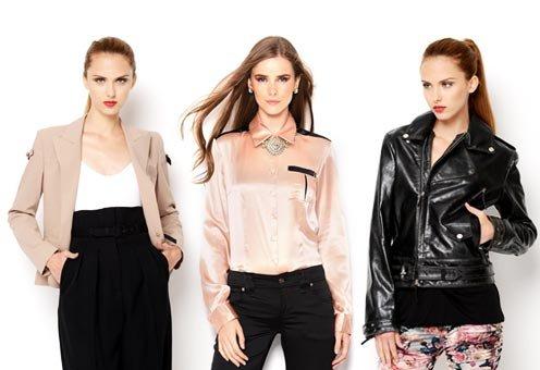 Designer Apparel for Her by J.P. Gaultier Femme, Dolce & Gabbana & More