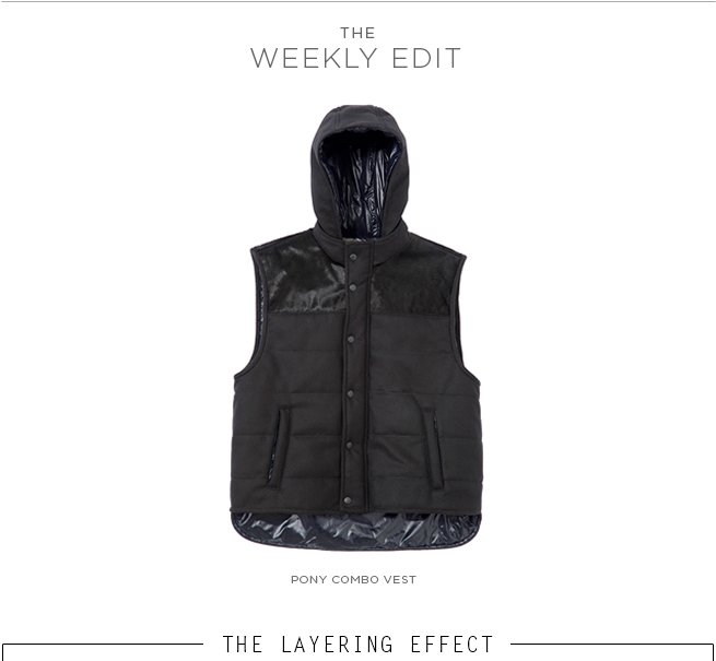 Shop This Week's Edit: The Layering Effect