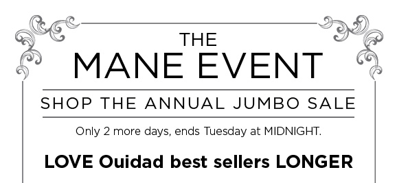 The Mane Event Shop The Annual Jumbo Sale