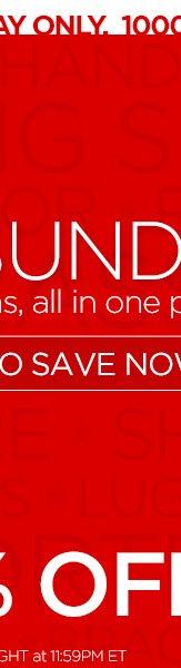 SmartSunday - Our Best Bargains