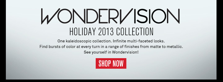 Holiday 2013 Collection