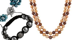 Colorful Pearls for Fall