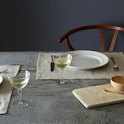 Heirloomed Linen Placemats