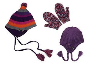 Fall Transition: Kids' Hats, Gloves & Scarves