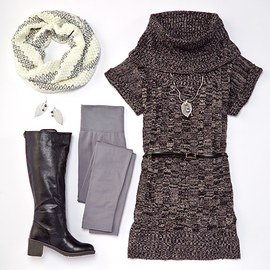 Shop the Look Plus: Sunday Best