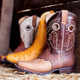 Western Lifestyle: Boots for the Family