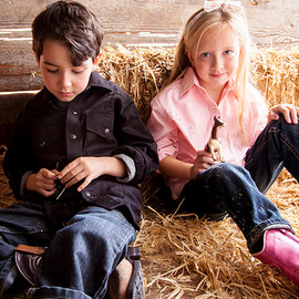 Western Lifestyle: Kids' Apparel