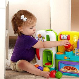Baby's Favorites: Colorful Toys