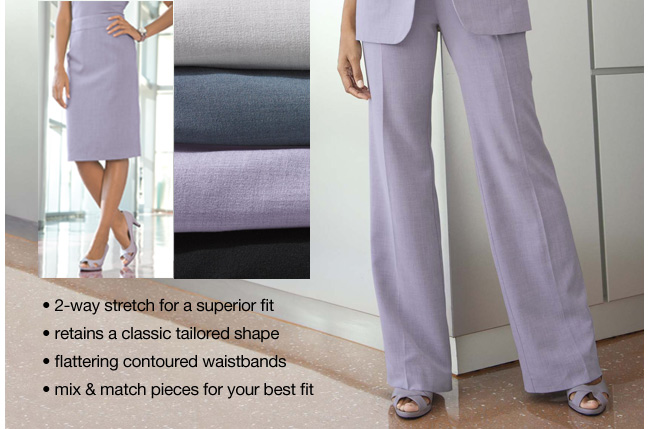 Experience the Best Fitting Suit You'll Ever Own: Bi-stretch By Jessica London