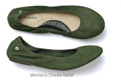 Women Chaste Ballet