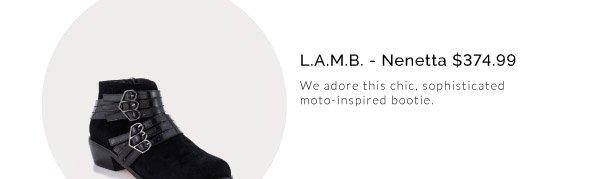 L.A.M.B. - Nenetta - $374.99